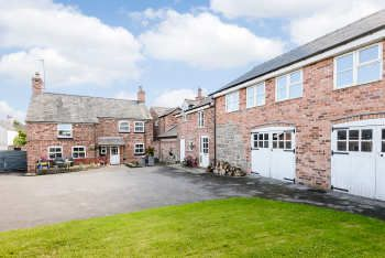 Thumbnail 3 bed detached house to rent in Church Road, Ashton