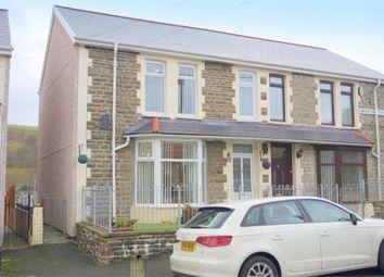 Thumbnail 3 bed semi-detached house for sale in Greenfield Terrace, Caerau, Maesteg, Mid Glamorgan