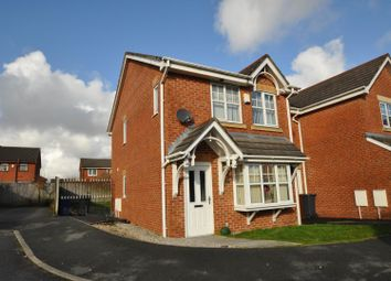 Thumbnail 3 bed detached house to rent in Fieldings Close, Pemberton, Wigan