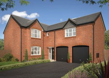 Thumbnail 5 bed detached house for sale in Bury & Bolton Road, Bury