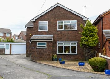 Thumbnail 4 bed detached house for sale in Hawthorne Close, Leyland
