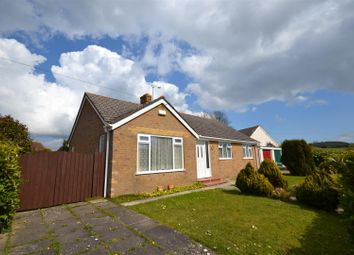 Thumbnail 3 bed detached bungalow for sale in Jessopp Avenue, Bridport