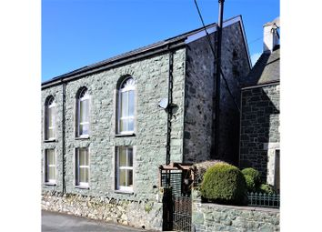 Thumbnail 3 bed property for sale in Capel Brynrefail, Brynrefail