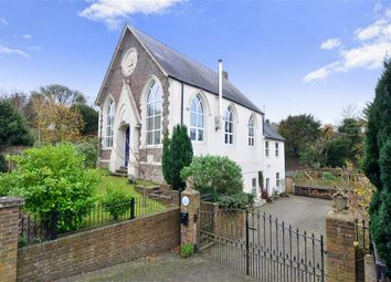 Thumbnail 4 bedroom detached house for sale in Church Hill, Shepherdwell, Kent