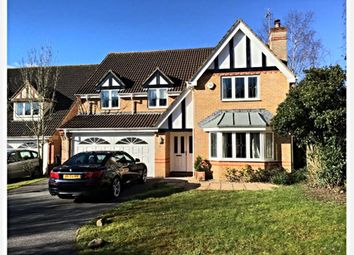 Thumbnail 5 bedroom detached house for sale in William Belcher Drive, Cardiff