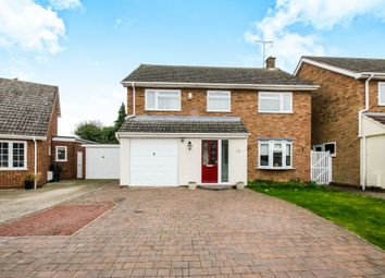 Thumbnail 5 bed detached house for sale in Gager Drive, Tiptree, Colchester