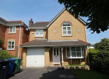 Thumbnail 4 bed detached house for sale in Linden Crescent, Tottington, Bury