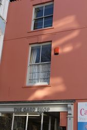 Thumbnail 2 bed flat to rent in High Street, Tenby