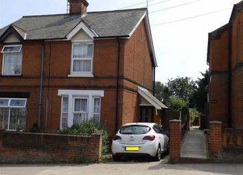 Thumbnail 3 bed semi-detached house to rent in Luther Road, Ipswich, Suffolk
