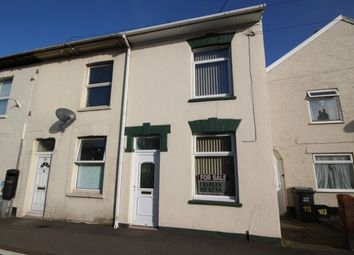 Thumbnail 2 bed terraced house for sale in St. John Street, Bridgwater