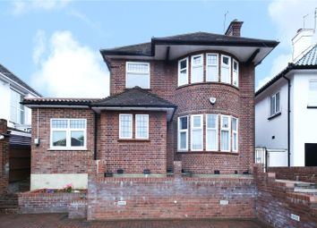 Thumbnail 4 bedroom detached house for sale in Southbourne Crescent, Hendon, London