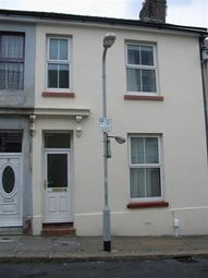 Thumbnail 5 bed town house to rent in Plym Street, North Hill, Plymouth