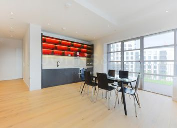 Thumbnail 3 bed flat to rent in Kent Building, London City Island