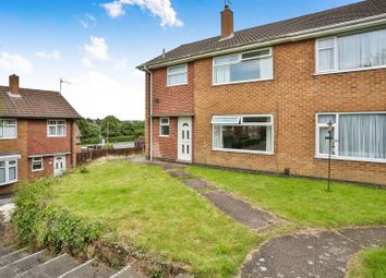 Thumbnail 3 bed semi-detached house for sale in Warren Hill Close, Arnold, Nottingham