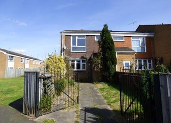 Thumbnail 3 bedroom end terrace house for sale in Reaside Crescent, Birmingham, West Midlands