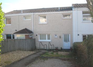 Thumbnail 3 bed terraced house for sale in Wye Court, Thornhill, Cwmbran