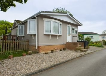 Thumbnail 2 bed mobile/park home for sale in Shirkoak Park, Woodchurch, Ashford
