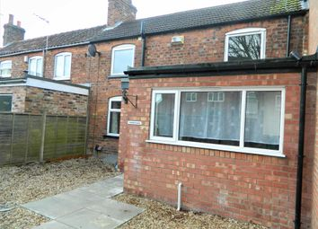 Thumbnail 2 bed terraced house for sale in 3 Naam Place, Lincoln