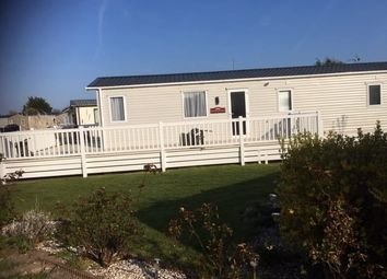 Thumbnail Lodge for sale in Station Road, Talacre, Holywell