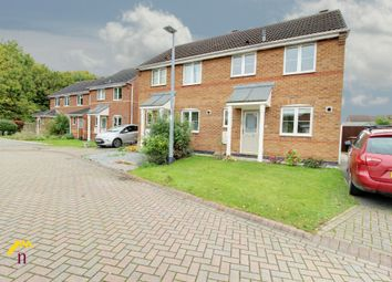 Thumbnail 3 bed semi-detached house to rent in Ford Close, Beverley