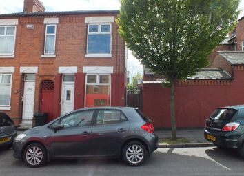 Thumbnail 4 bed terraced house for sale in Earl Howe Street, Highfields, Leicester