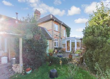 Thumbnail 2 bed semi-detached house for sale in Leighton Road, Hamerton, Huntingdon