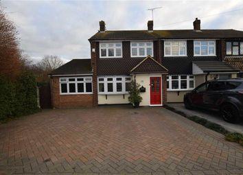 Thumbnail 4 bed end terrace house for sale in Larkswood Road, Corringham, Essex