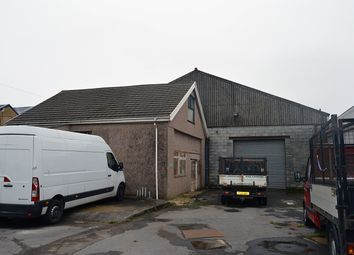 Thumbnail Industrial for sale in Copperworks Road, Llanelli