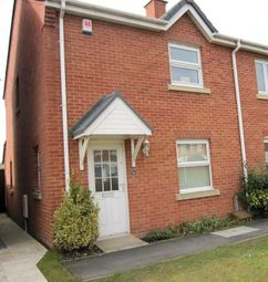 Thumbnail 3 bed mews house to rent in Highland Drive, Buckshaw Village, Chorley