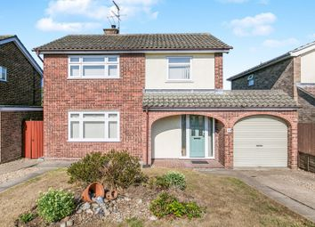 Thumbnail 4 bedroom detached house for sale in St. Mark Drive, Colchester