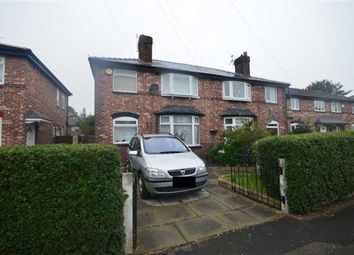 Thumbnail 3 bedroom semi-detached house to rent in Pythafold Road, Withington, Manchester