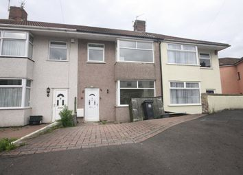 Thumbnail 3 bed terraced house to rent in Esson Road, Kingswood, Bristol