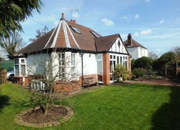 Thumbnail 3 bed detached bungalow for sale in Spon Lane, Grendon