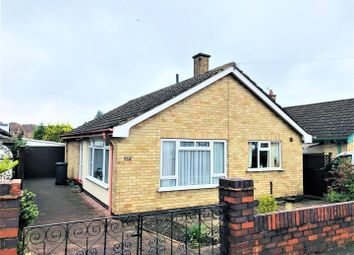 Thumbnail 2 bed detached bungalow for sale in Jean Drive, Leicester