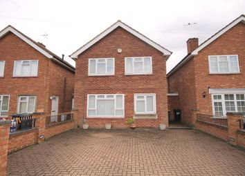 Thumbnail 3 bed link-detached house for sale in The Boundary, Goldington, Bedford
