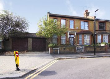 Thumbnail 4 bedroom end terrace house for sale in Merton Road, Walthamstow, London