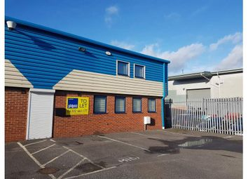 Thumbnail Warehouse to let in Unit 4 Slader Business Park, Poole