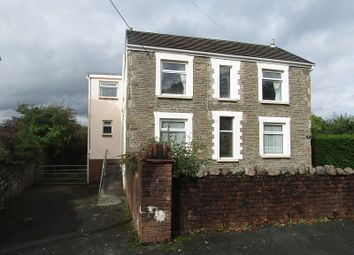 Thumbnail 5 bed detached house for sale in Station Road, Ystradgynlais, Swansea, City And County Of Swansea.