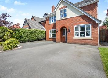 Thumbnail 5 bed detached house for sale in Sovereign Close, Lowton, Warrington, Greater Manchester