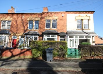 Thumbnail 2 bed terraced house to rent in Victoria Road, Harborne