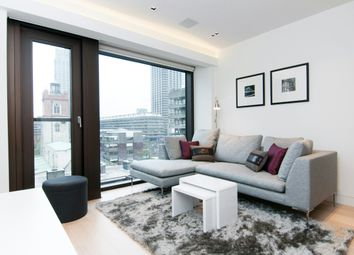 Thumbnail 1 bed flat to rent in Roman House, Wood Street, Barbican
