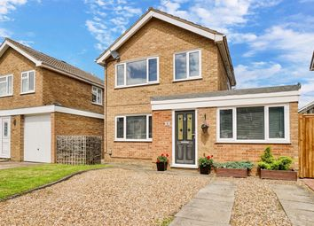 Thumbnail 4 bedroom detached house for sale in Nene Road, Eaton Ford, St. Neots, Cambridgeshire