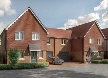 Thumbnail 3 bed semi-detached house for sale in Common Road, Sissinghurst, Kent