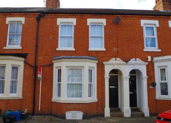 Thumbnail 4 bedroom terraced house to rent in Thursby Road, Northampton