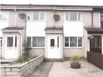 Thumbnail 2 bedroom terraced house to rent in Provost Davidson Drive, Ellon, Aberdeenshire
