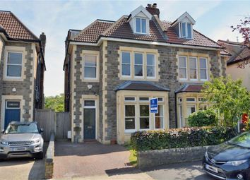 Thumbnail 5 bed semi-detached house for sale in Sommerville Road, Bishopston, Bristol