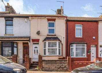 Thumbnail 3 bed terraced house for sale in Baden Road, Gillingham