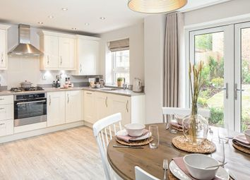 "Thumbnail 3 bed semi-detached house for sale in ""Hayes"" at Magna Road, Canford"