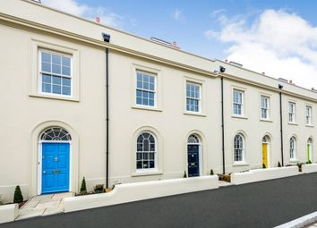Thumbnail 4 bed terraced house for sale in Crown Street East, Poundbury, Dorchester