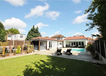 Thumbnail 5 bedroom detached bungalow for sale in Feltham Road, Ashford, Middlesex
